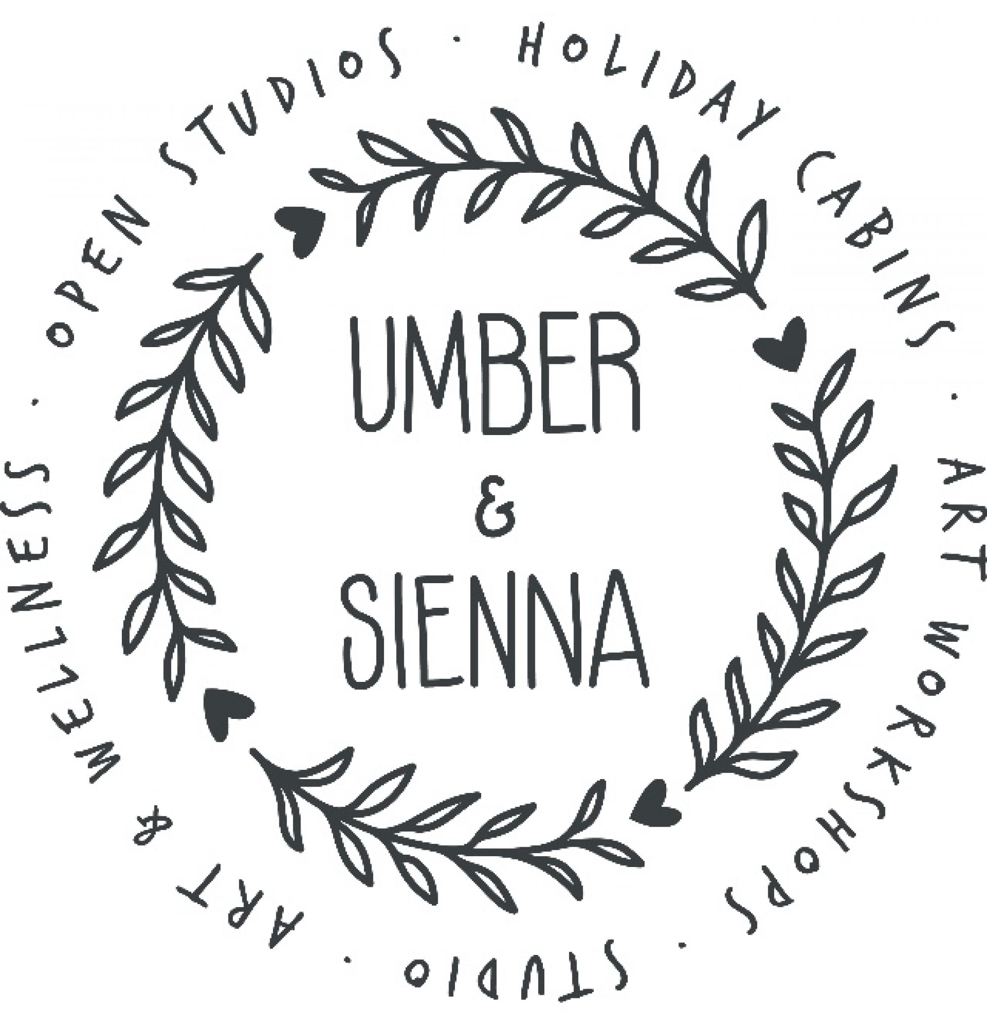 Umber and Sienna